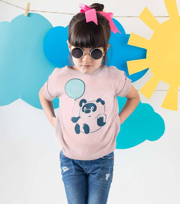 T-Shirts - Winnie Pooh Russian Style T-shirt (Toddler)