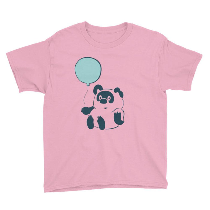 T-Shirts - Winnie Pooh Russian Style T-shirt (Youth)