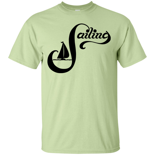 Sailing Custom Ultra Cotton T-Shirt