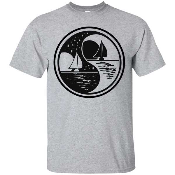 Yin Yang Custom Ultra Cotton T-Shirt