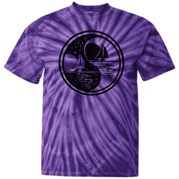 Yin Yang Youth Tie Dye T-shirt