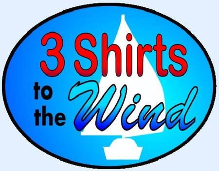 3 Shirts to the Wind
