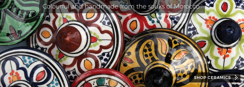 Shop for Moroccan Ceramics