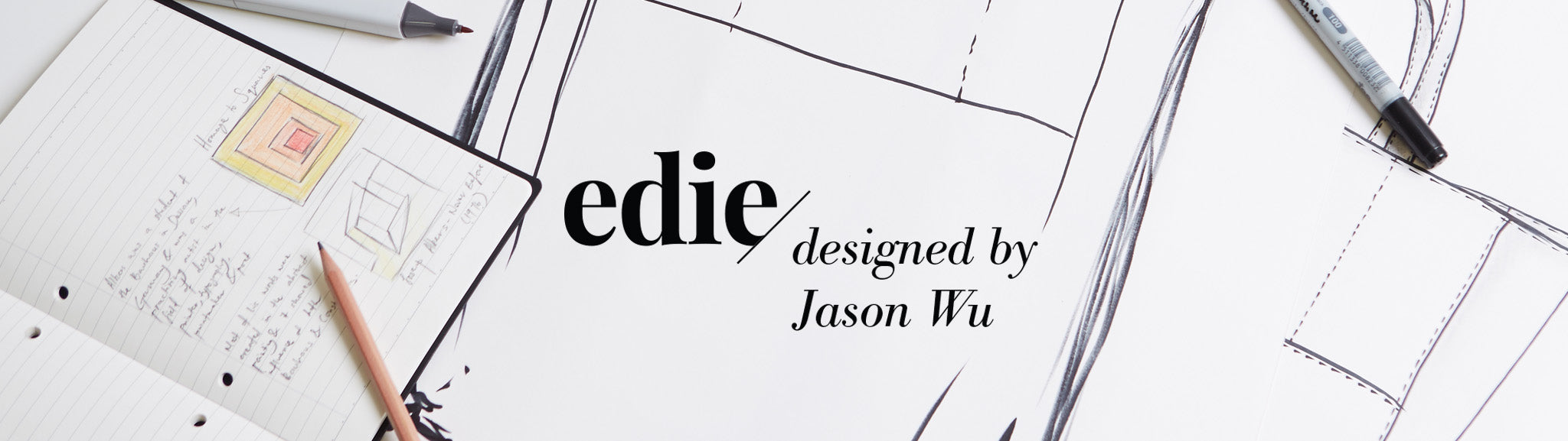 The Edie tote designed by Jason Wu