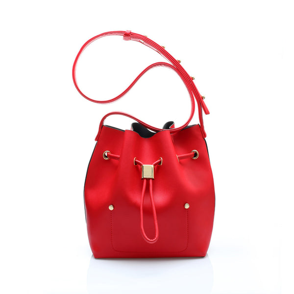 sometime niko niko mini bag red tulip front