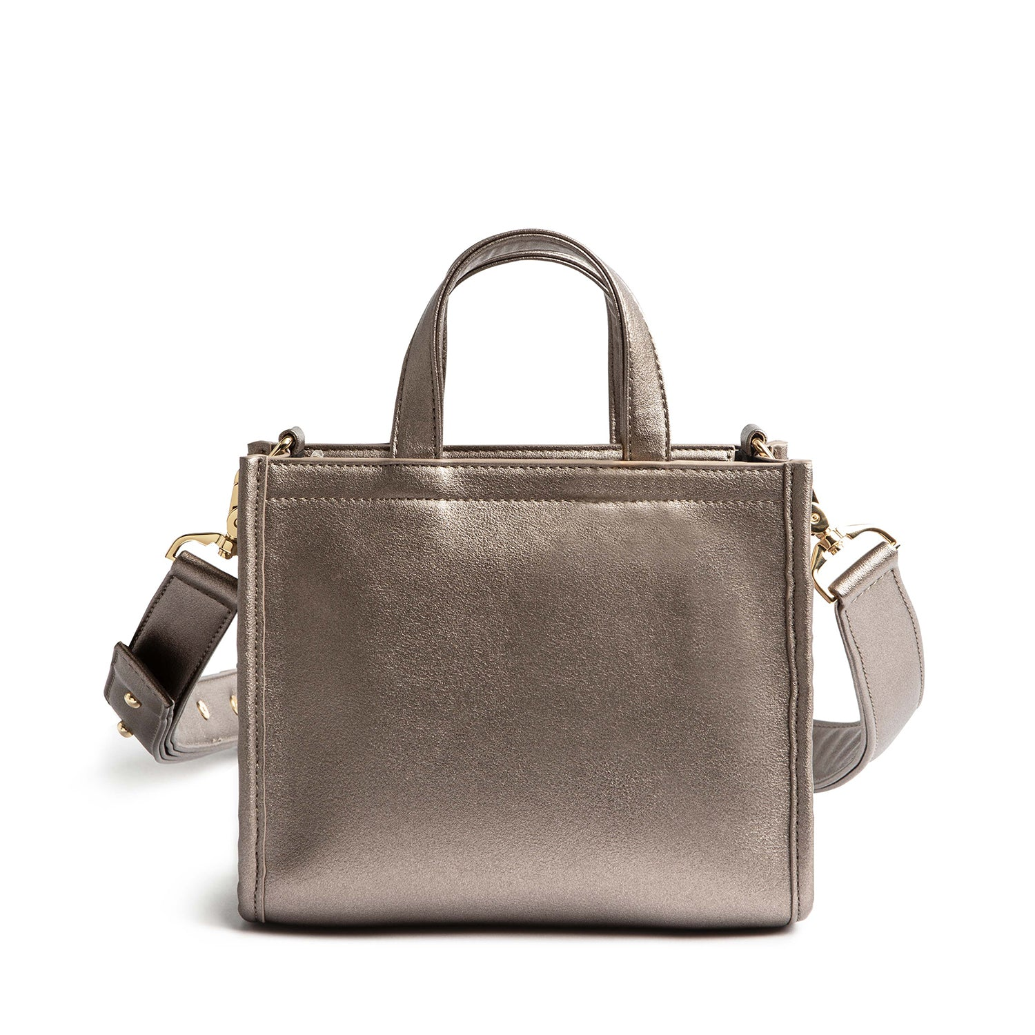 RR BAG - METALLIC GRAY