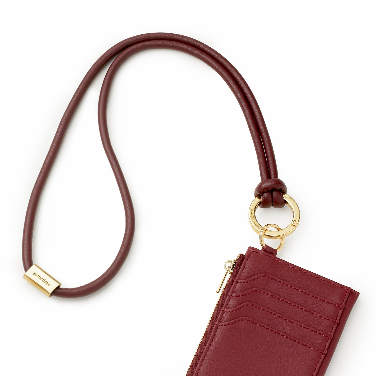 Estrap - Wine Red