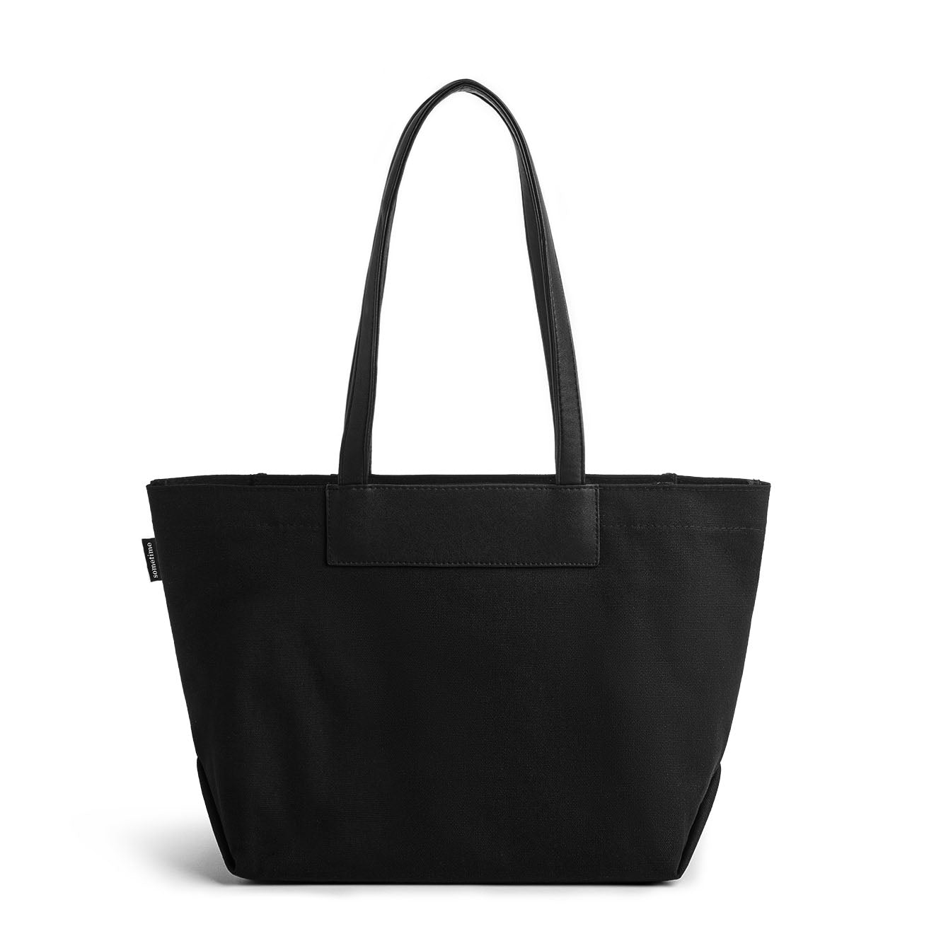 Furry Bag 36 (VV) - Black