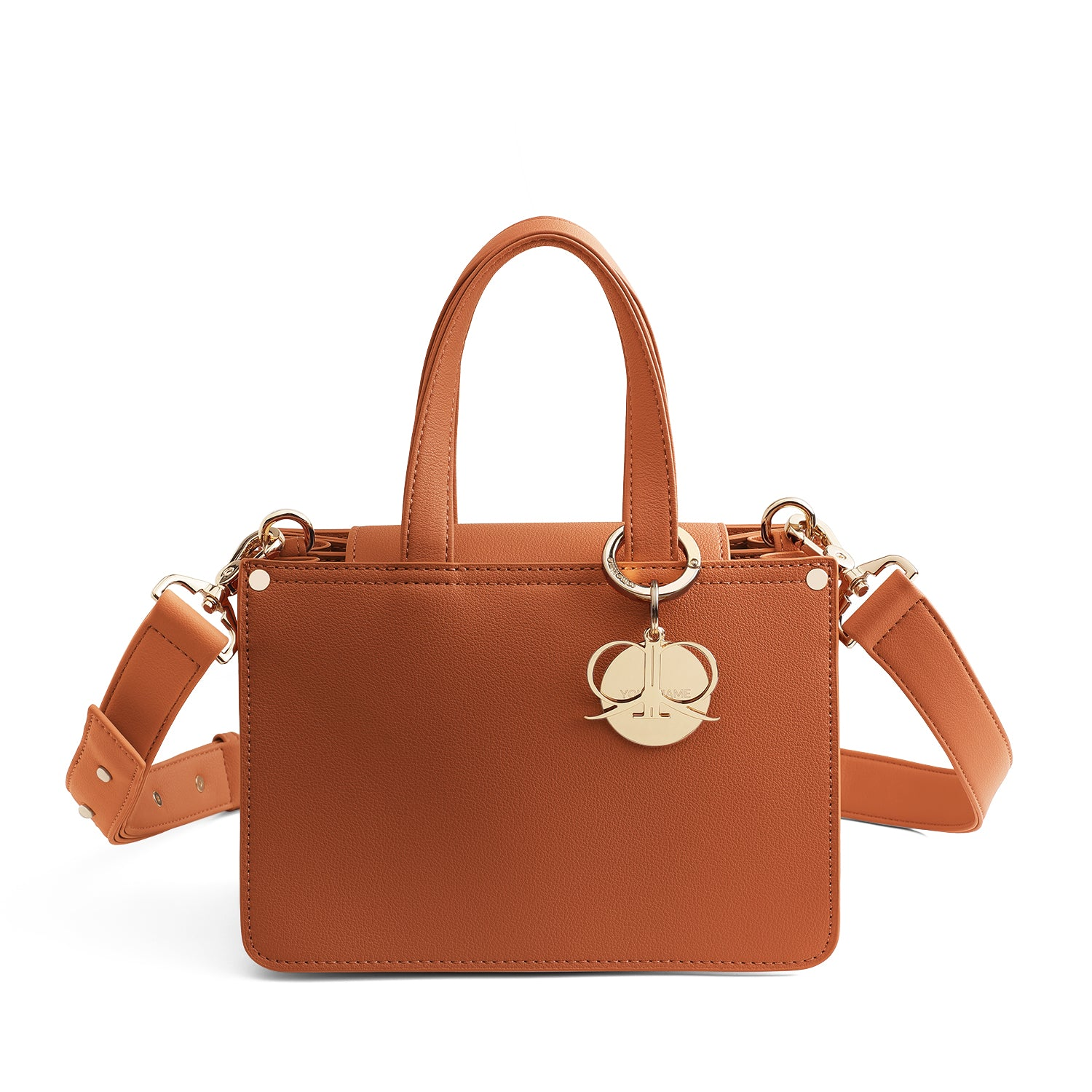 RR Bag 2 - Dark Orange