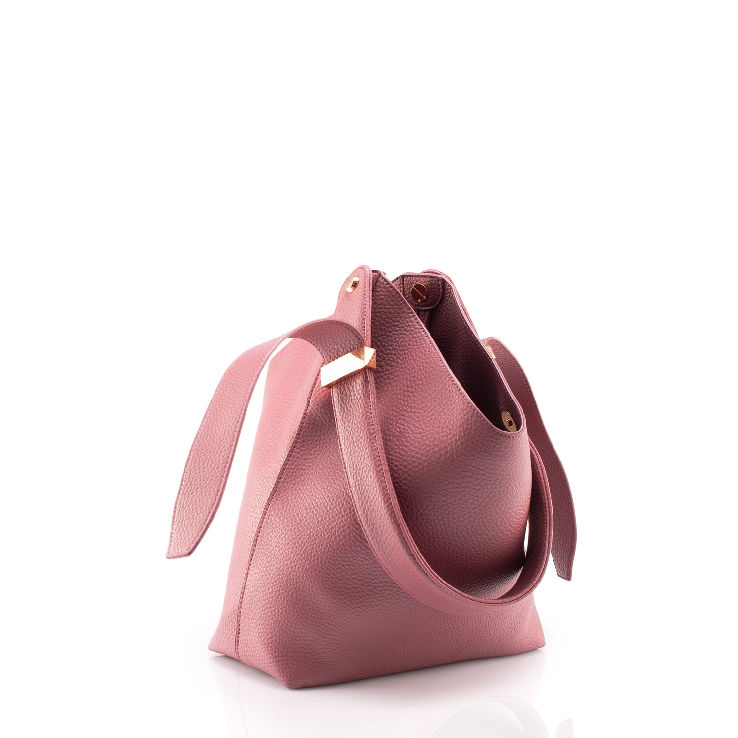RIBAG HOBO MINI - BLUSH
