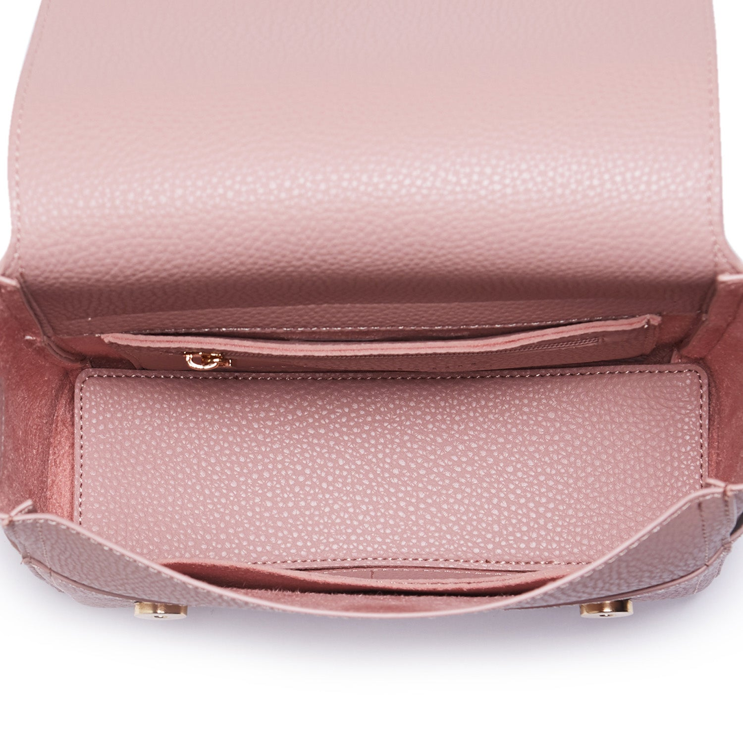 RIBAG MINI - NUDE PINK