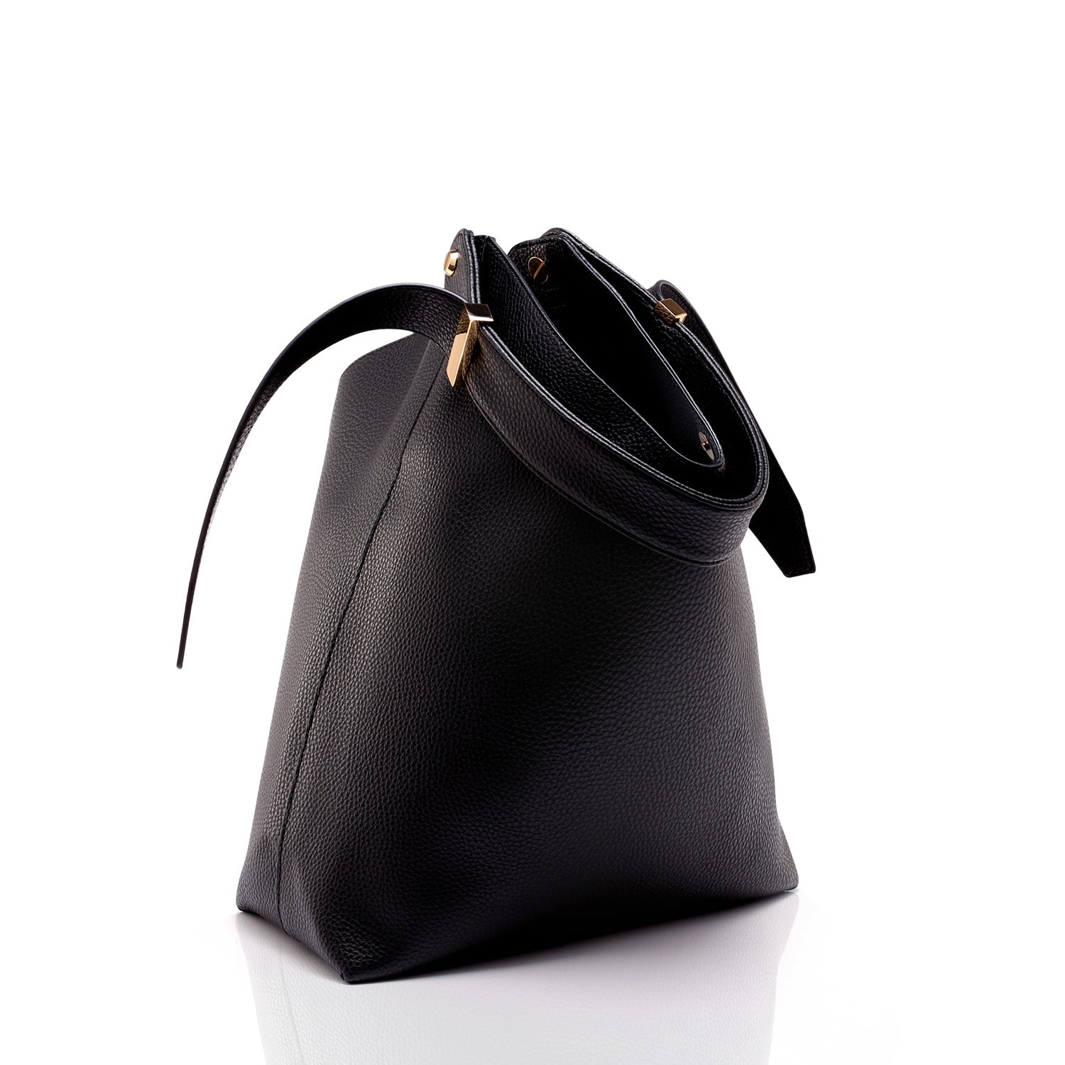 RIBAG HOBO - BLACK