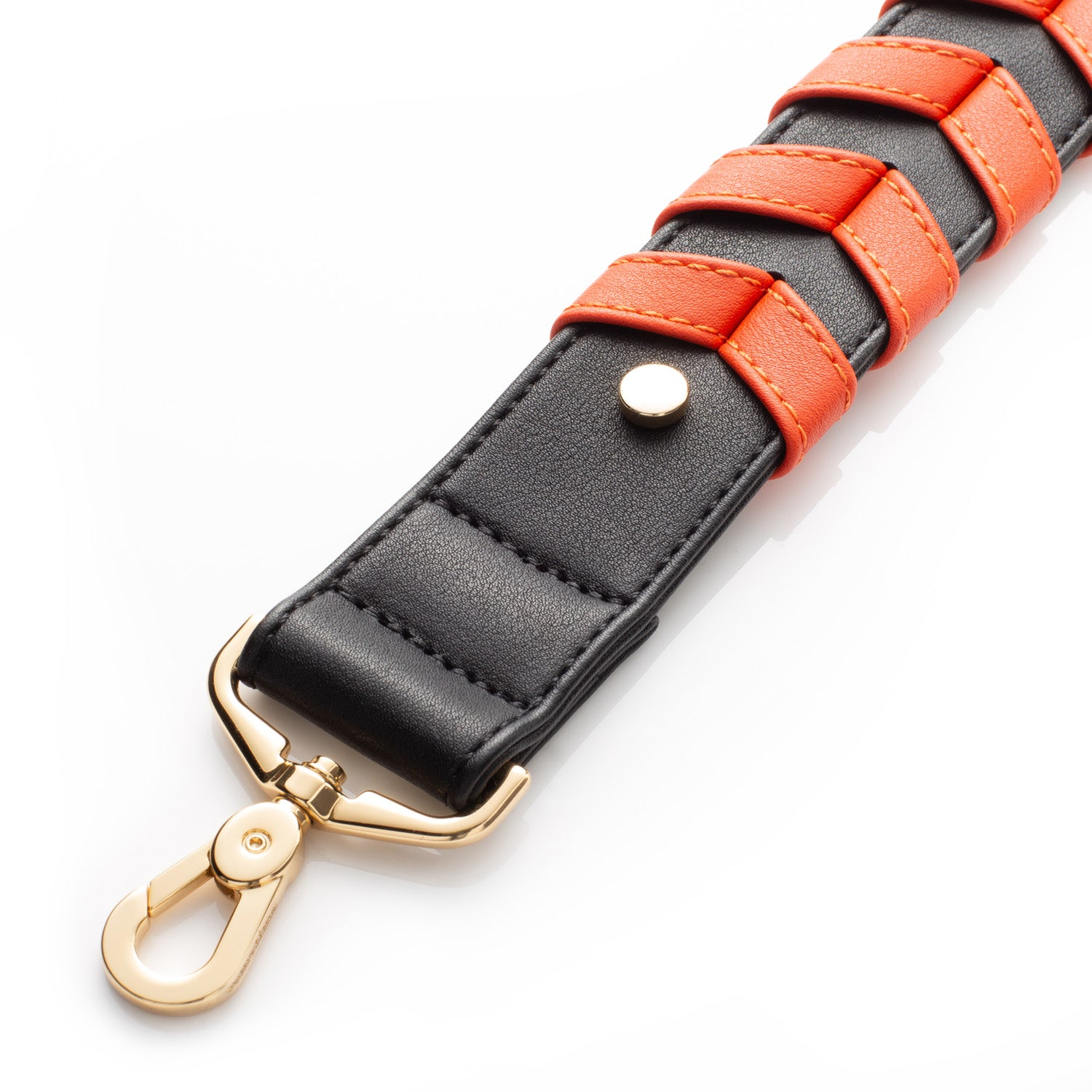 BRAIDED STRAP - ORANGE