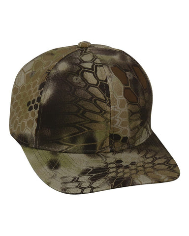 C81 Custom Camouflage Caps Outdoor caps Kryptek Highlander Embroidered Text or Logo No hidden fees