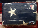 F12 US Flag Embroidered Stars and Sewn Stripes High Quality Heavy Duty USA 10'x15' Ft Nylon American Flag 300 D