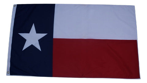 F72 Texas State Flag 3'x5' Ft Polyester Wholesale & Bulk Price $2.40 (Premade)