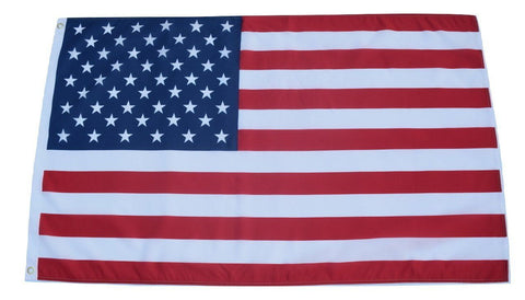 F79 US Flag USA American 3'x5' Ft Polyester Wholesale & Bulk Price $2.40