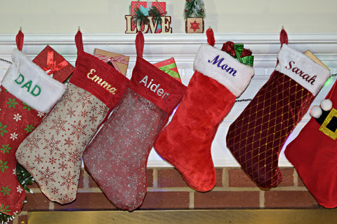 c41c5b6d2 ... Personalized Christmas Stocking