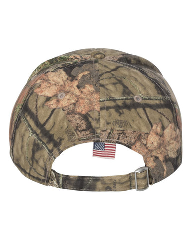 b281ac4e78353e ... Custom Embroidered Patriotic Camouflage caps with american USA flag  Sewn on visor Six Panel RealTree ...
