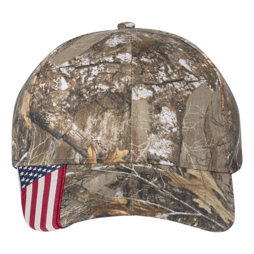 Custom Embroidered Patriotic Camouflage caps with american USA flag Se –  Bullrun Flag Embroidery e977870e8778