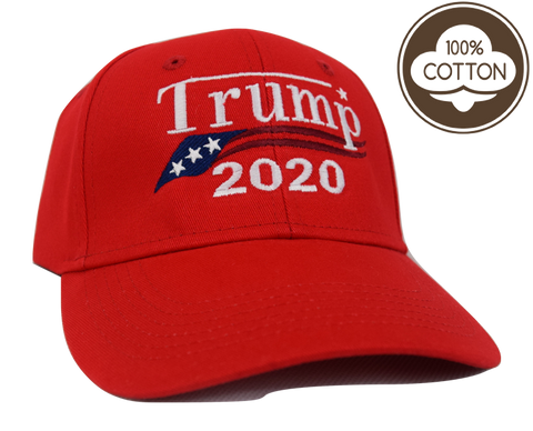 a1852384 Embroidered in USA Donald Trump 2020 MAGA Cap camo hat with american flag  Mesh Back