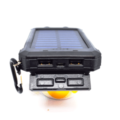 Survival 300000mAh Water Proof Dual USB Solar Charger Power Bank