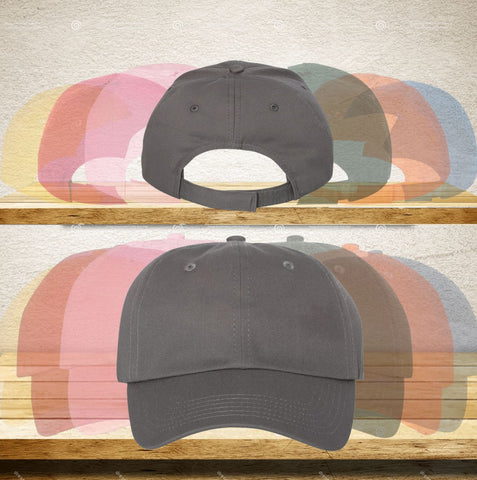 eb884c922 Your Text Embroidered Custom Hats 100% Cotton Personalized Six Panel  Structured Quality Baseball Cap No Minimum