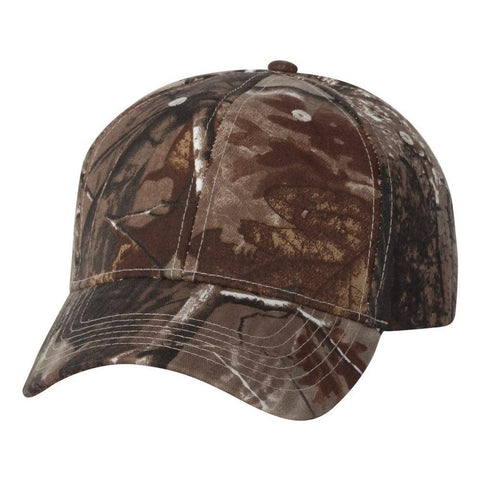 C60 Custom Camouflage Caps Kati caps Realtree All Purpose Embroidered Text or Logo No hidden fees Many patterns