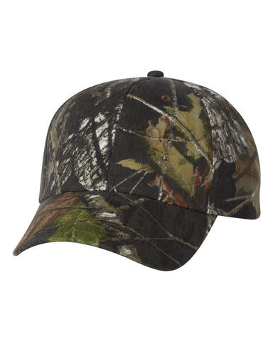 C68 Custom Camouflage Caps Kati caps Mossy Oak BreakUp Embroidered Text or Logo No hidden fees