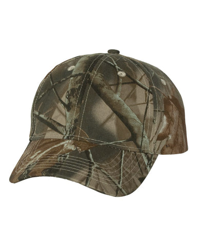 C61 Custom Camouflage Caps Kati caps Realtree Hardwood HD Embroidered Text or Logo No hidden fees