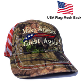 maga hat make america great again hat camo cap mesh back