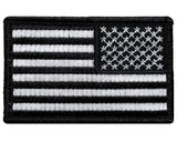 10 Pack USA/American Flag Patch - Wholesale Price - Bullrun Flag Embroidery