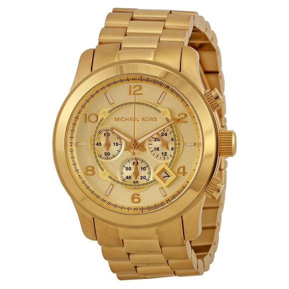 2c3b89cc6e3a Michael Kors Gold-tone Men s Watch MK8077