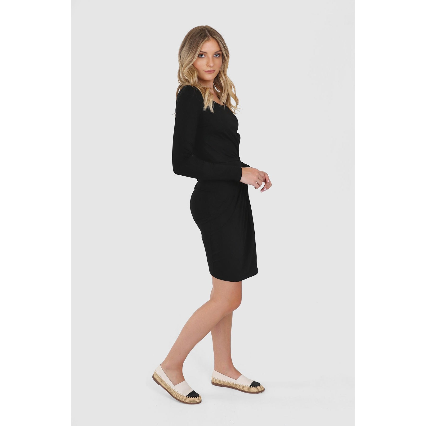 Albany Dress - Black