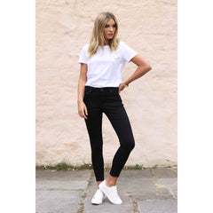 Harper Jeans - Black Denim