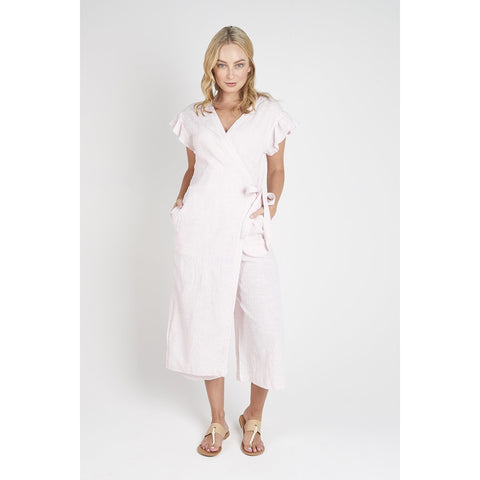 Sunset Jumpsuit - Pink
