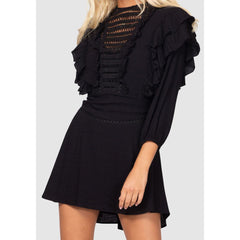 Thistle Dress - Black