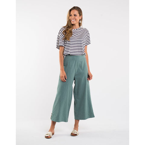 Lazy Days Pant - Sage Green