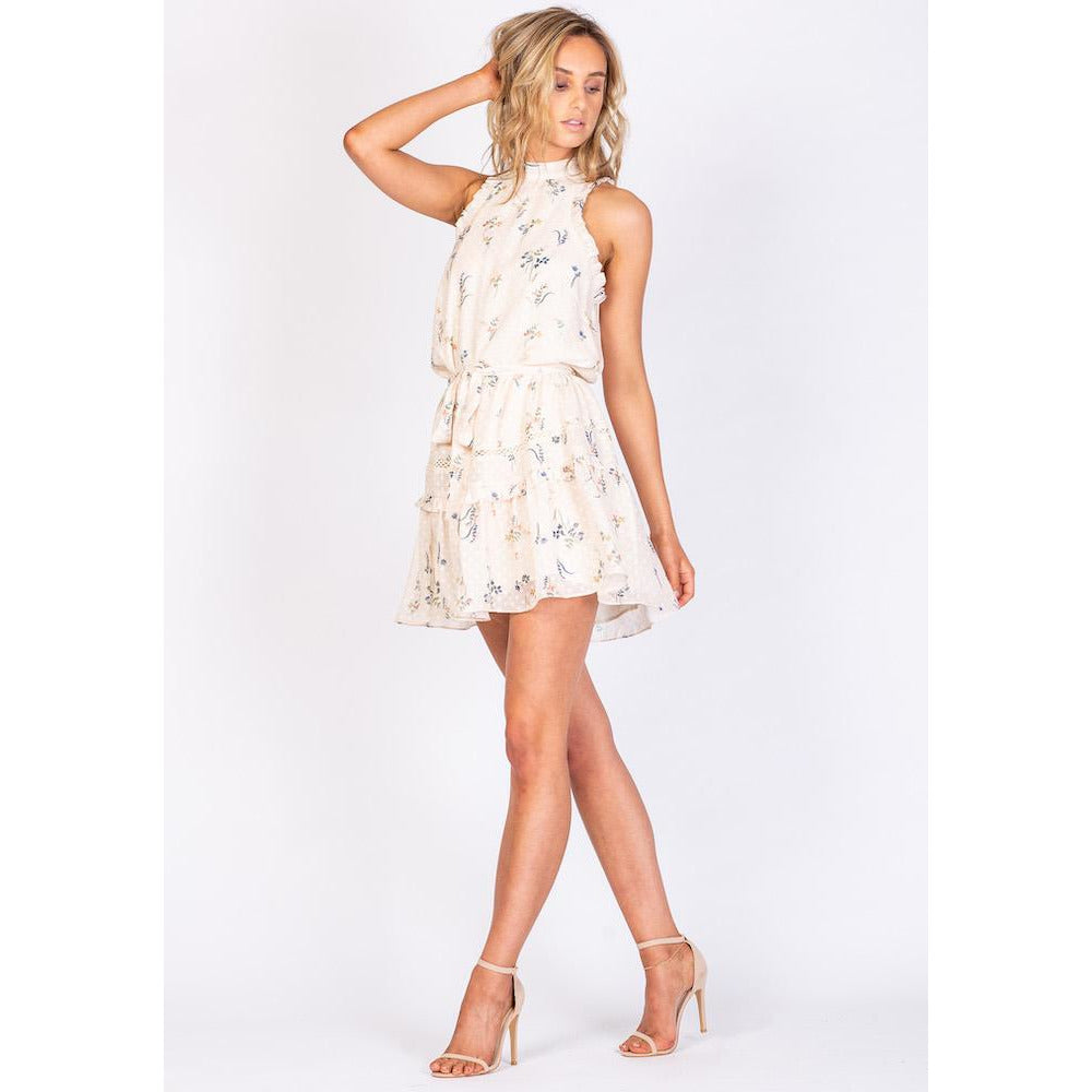Golden State Manhattan Dress - Floral