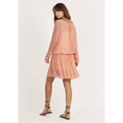 Liberty Dress - Blush
