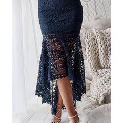 Mesina Dress - Navy