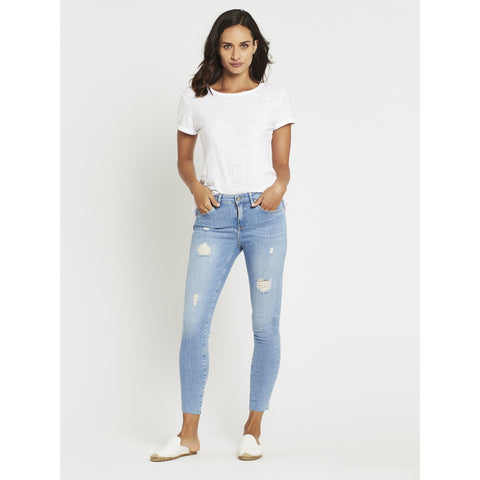 Tess Skinny Ankle jean - Light Vintage Denim