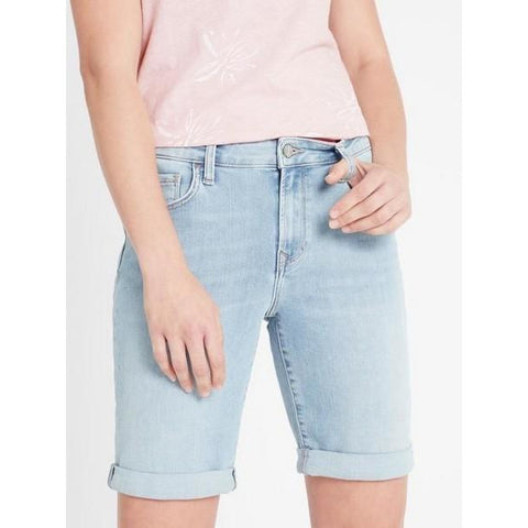 Alexis Denim Short - Light Blue Vintage