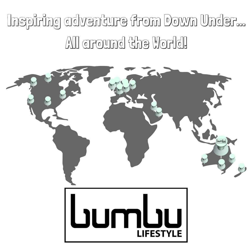 Bumbu Lifestyle has gone Global!