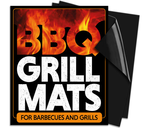 AMAZON image 3 NEW Chef Remi Grill Mats-2