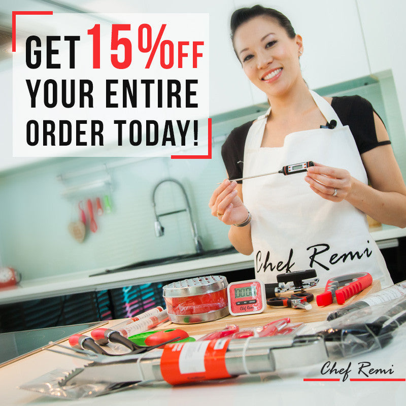 Discount Coupon Chefremi.com