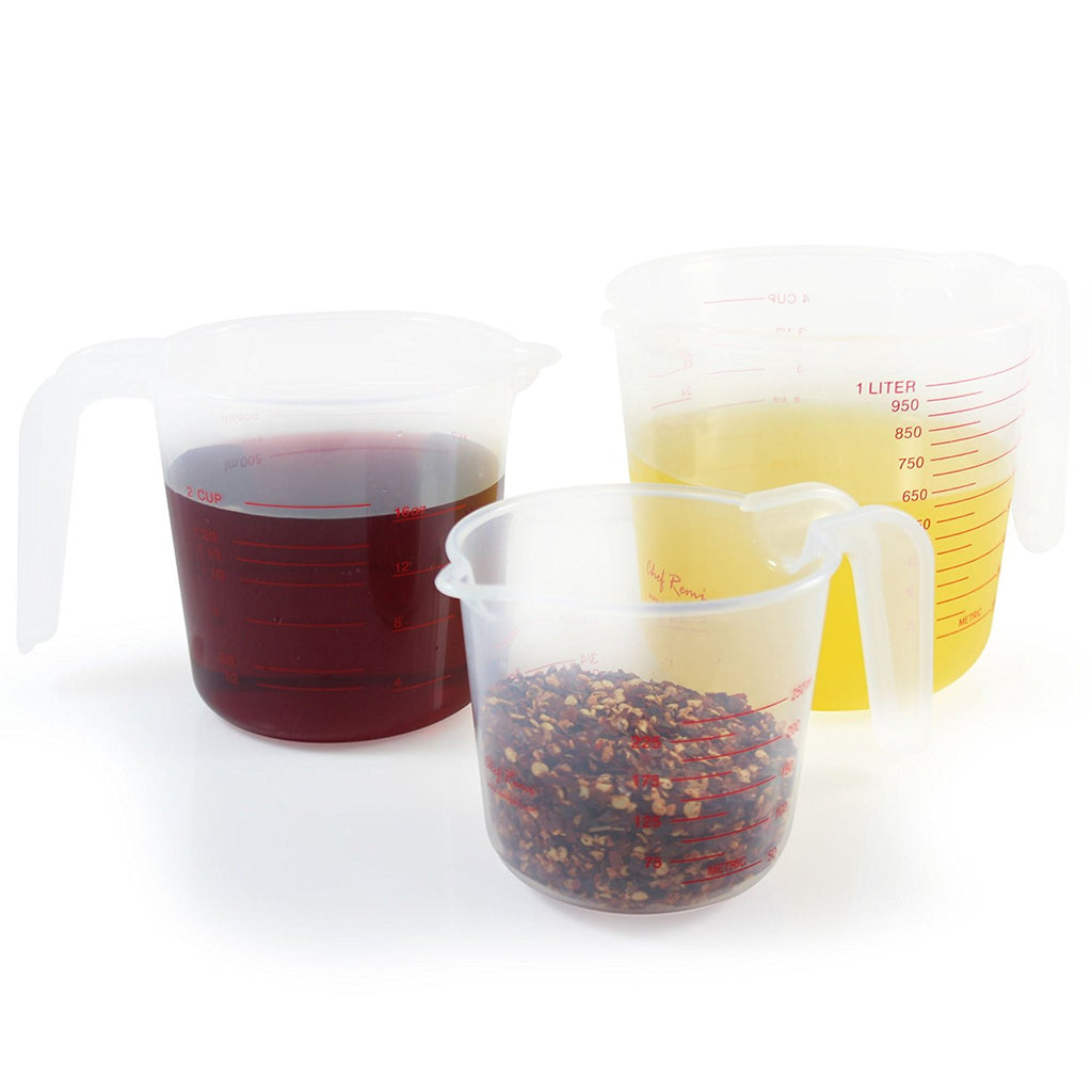 Kitchen Measuring Cups Set