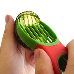 Avocado Slicer With Knife - Free + Shipping