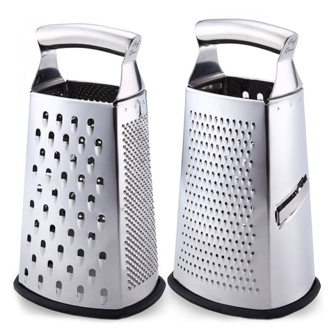Ultra Sharp Stainless Steel Box Grater