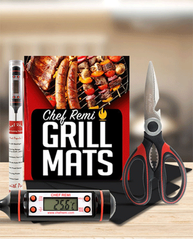 Chef Remi Memorial Day BBQ Essentials Bundle